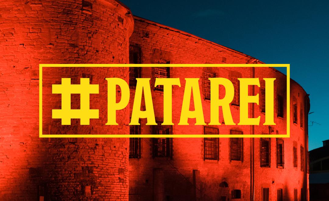 """14. mail avati Patarei vangla näituseala """"Kommunism on vangla"""""""